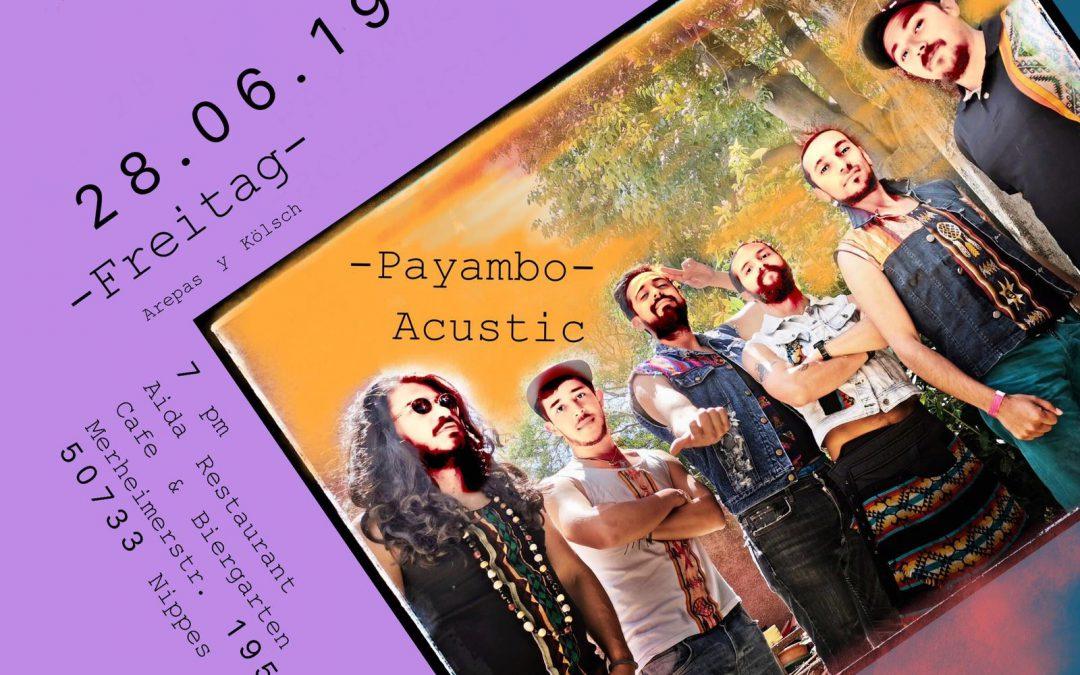 Payambo aus Bogota/Kolumbien live