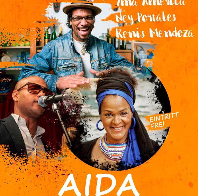 "Live Musik mit dem Trio ""Yma América"""