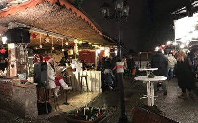 10. Weihnachtsmarkt bei AIDA
