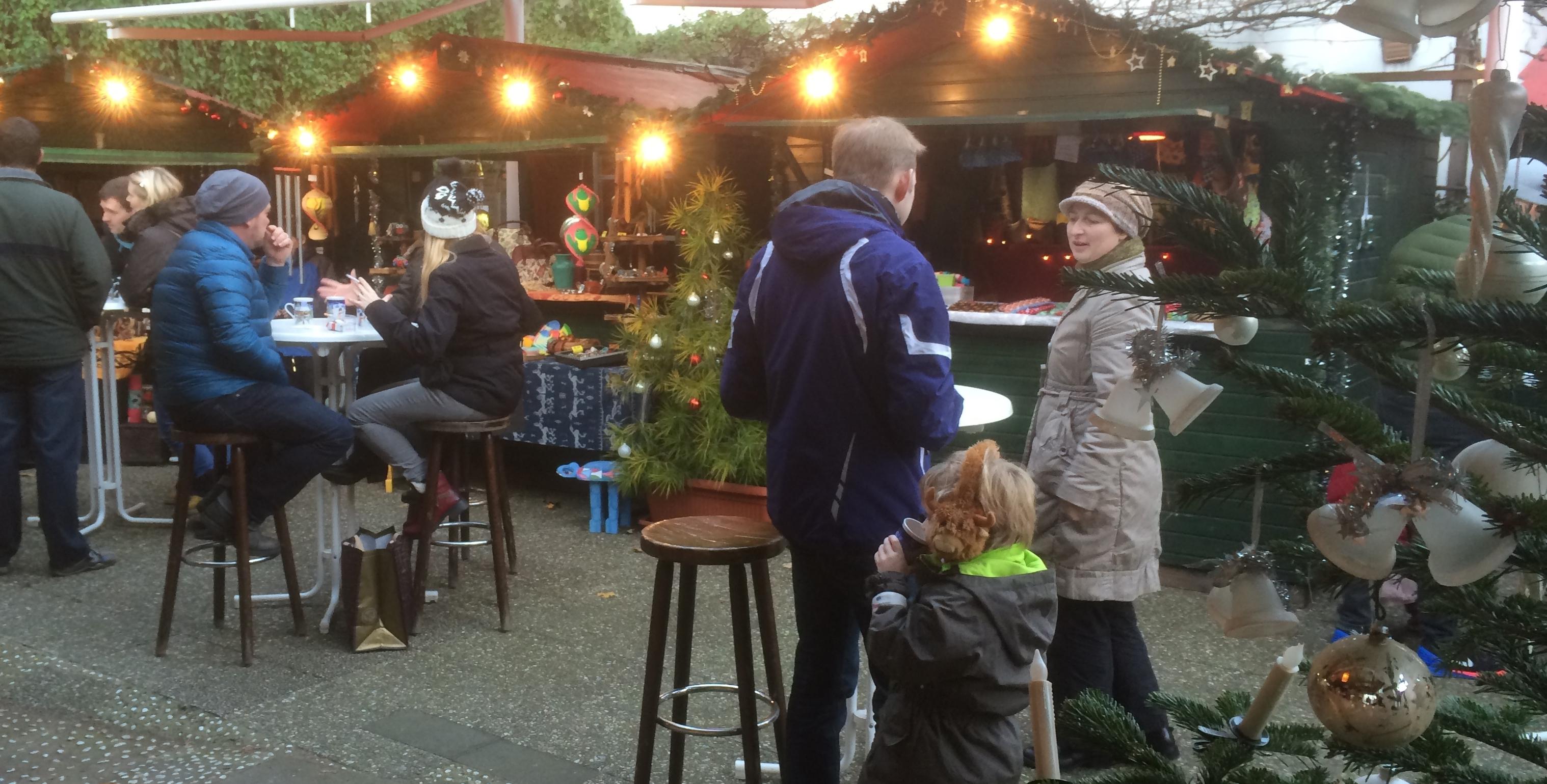 Weihnachtsmarkt Köln Nippes